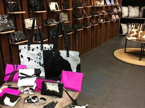 Belle Couleur Cowhide Bags Store South Melbourne