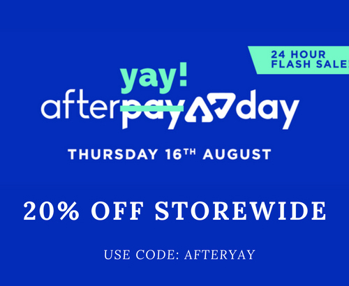 Afteryay Day is GO! 20% Off Storewide!