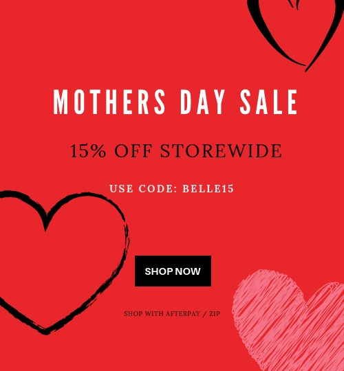 Spoil Mum This Mother's Day! 15% OFF Storewide!