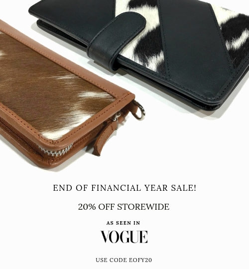 End of Financial Year Sale! 20% OFF Storewide!